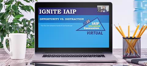 IAIP Virtual Convension