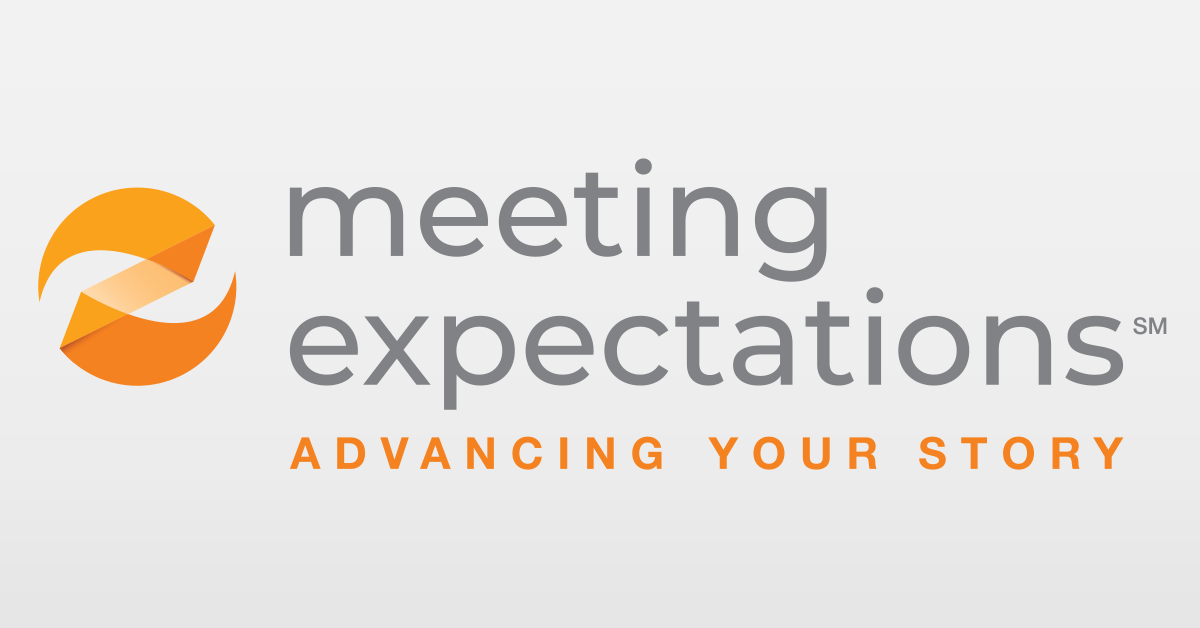 Home | Meeting Expectations Advancing Your Story
