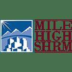 Mile High SHRM logo