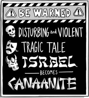 Margin - Judges Bible Project - Israel becomes canaanite