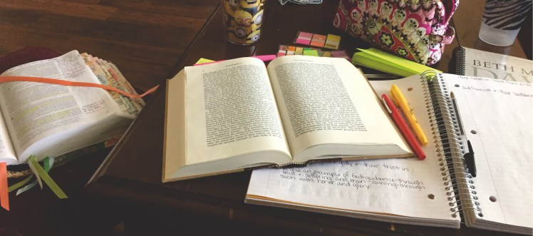 Bible Study Image 2018