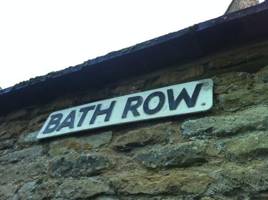 bath row