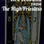 Being the High Priestess…