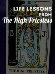 Being The High Priestess