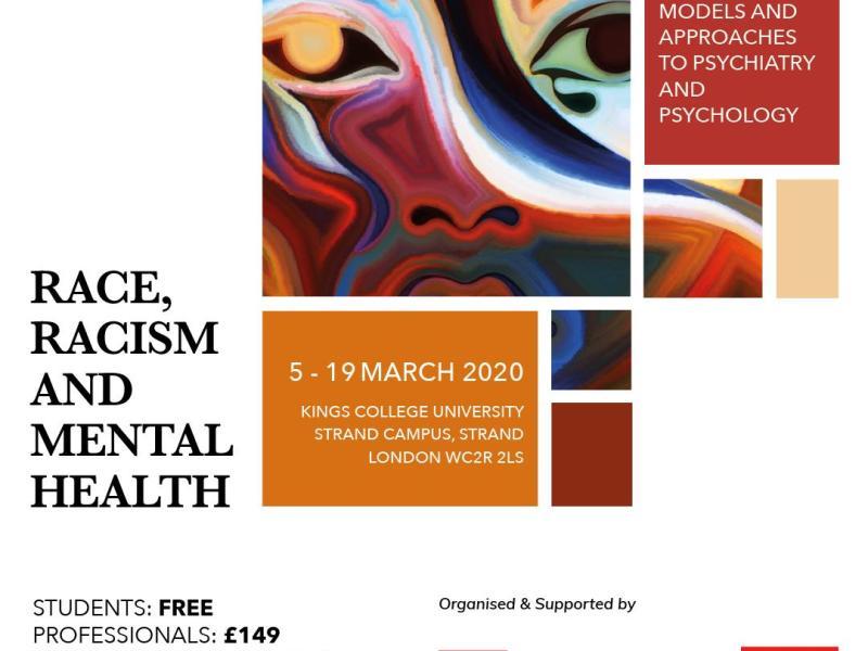 Race Racism & Mental Health