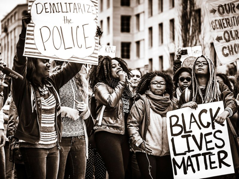 Unapologetic- Black Lives Matter