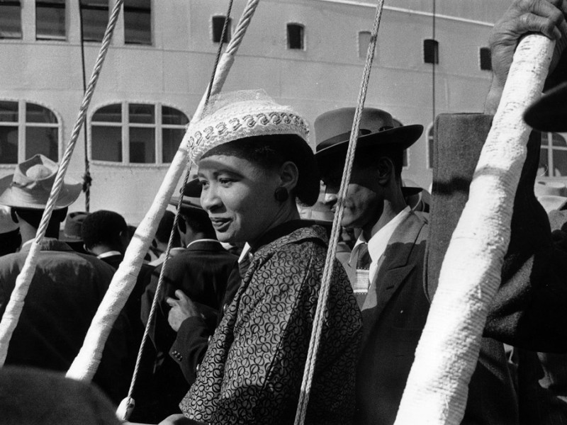 Windrush histories and mythologies of race in Britain