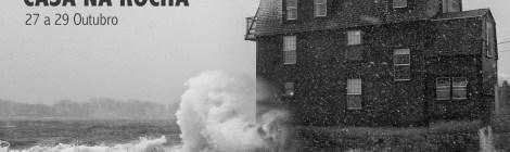 Retiro de casais - Casa na Rocha