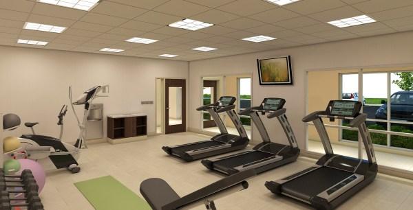 Fitness Center | Formula Blue™ SRD Vendor Pricing