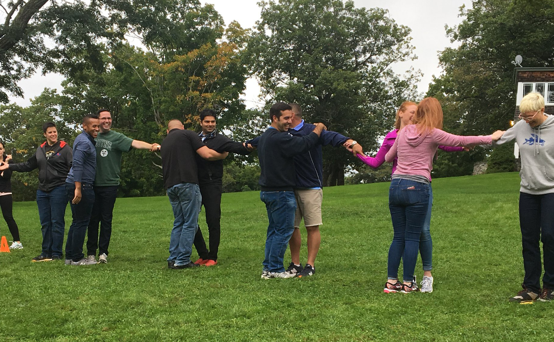 What to Expect From Action-Based Teambuilding