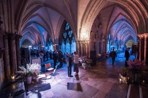 Church House Westminster and Westminster Abbey partner to wow delegates