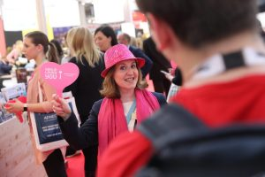 She means business: Learning for women at IMEX Frankfurt