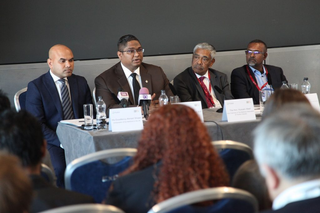 Maldives announces major new economic transformation projects during WTM