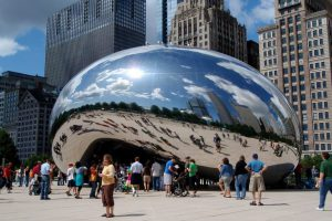 Visitors love Chicago and a record travel and tourism year for Chicago shows it