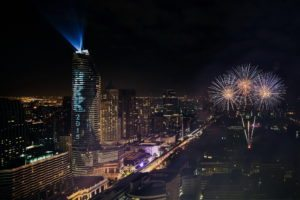 Happy New Year Bangkok: 780,000 tourists were attending