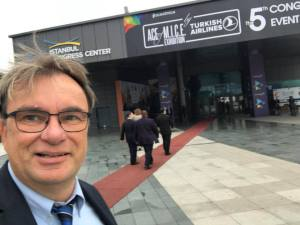 ACE MICE is waving the eTurboNews Flag at Istanbul Congress Center