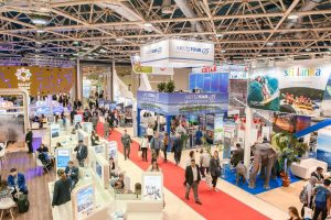 Exhibitors purchase extra stand space for #OTDYKH 2018 Travel Market