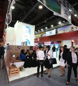 Visitors interested in doing business with Oman increased 13%