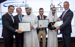 Etihad Aviation Group honors winners of Fikra University Competition held in partnership with Abu Dhabi Airports