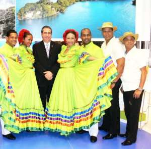 Dominican Republic: Official sponsor of OTDYKH Leisure 2018 Fair