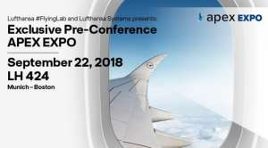 First time ever APEX EXPO opens with an exclusive event above the clouds