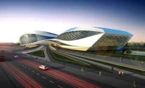 Chengdu, China host of 2018 iWorld Expo