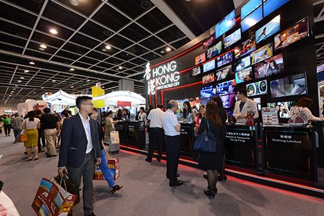 Hong Kong's travel spending up 5.8%  and continue growing