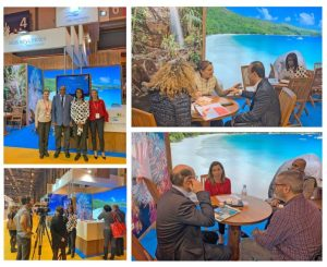 Seychelles represented at FITUR the International Tourism Trade fair in Madrid