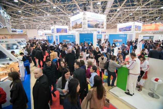 Sharjah woos Russian tourists at Moscow International Travel & Tourism Exhibition