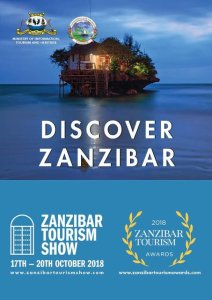 Zanzibar sets for second, Grand Tourism Show in September