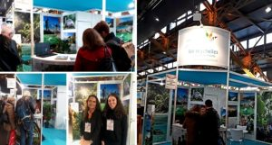 Seychelles Tourism Board at Mahana Tourism Fair in France third-largest city