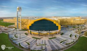 Warner Bros. World Abu Dhabi prepares to host World Travel Awards