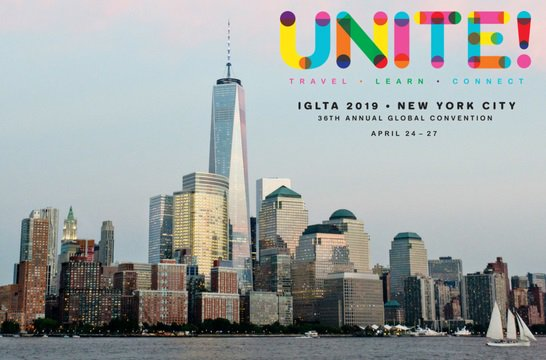 IGLTA's 36th Annual Global Convention goes live in New York City