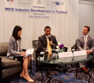 The Development and Promotion of MICE in Thailand