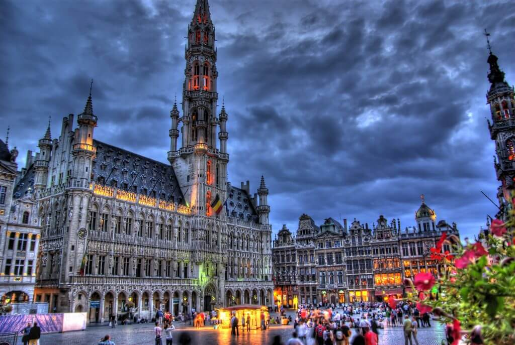 """Brussels, the preferred """"events"""" destination for associations in Europe"""