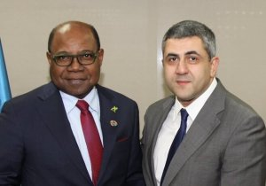 Jamaica Tourism Minister announces UNWTO SG's first visit to the region