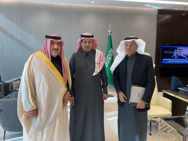 eTurboNews venture with Saudi Tourism Group shows flag in Jeddah