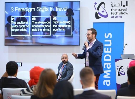 Travel technology: Big at Arabian Travel Market