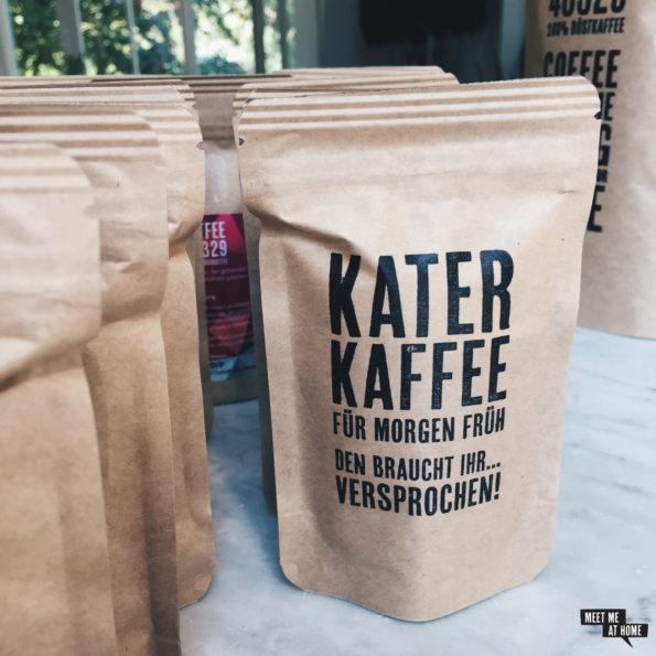 Coffee48329 Gastgeschenke | Kater Kaffee