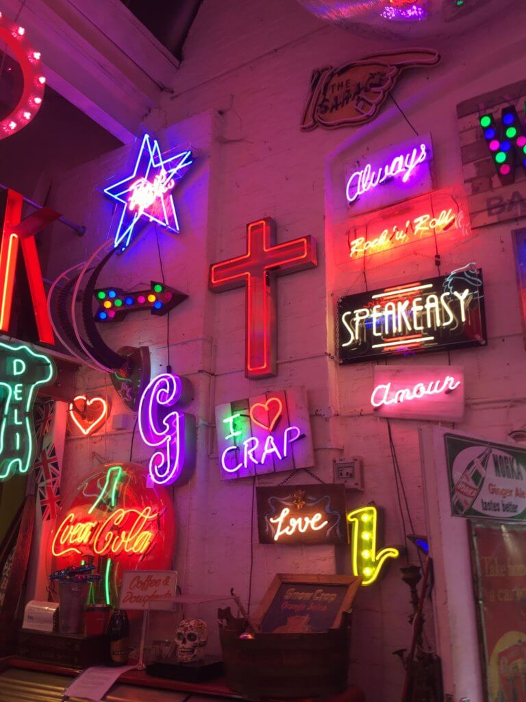Gods own junkyard Neon Signs London
