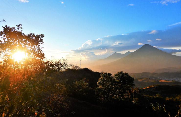 Volcán de Pacaya Sunset Hike, Guatemala