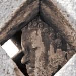 Borobudur Buddhas