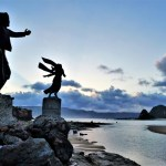 Lombok sculptures