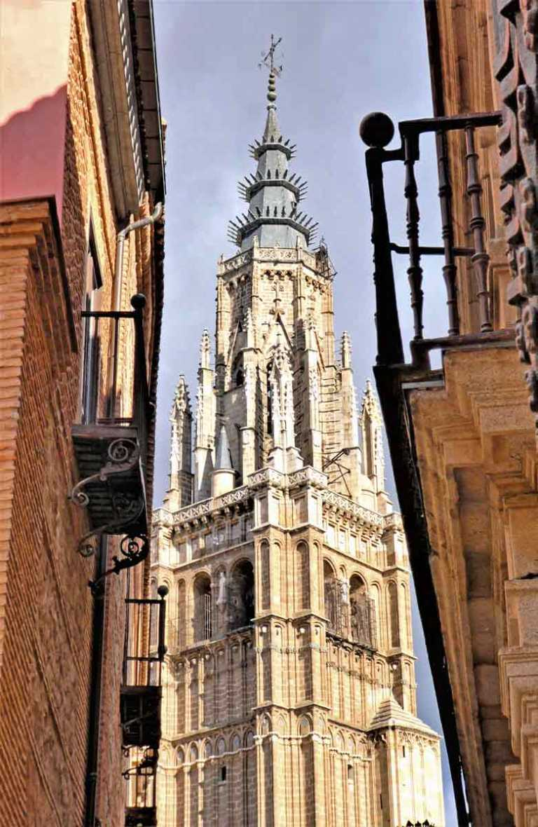 toledo-spire-near-Madrid-Optimised