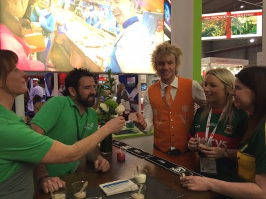 IBTM World - more ice cream, this time from Ireland