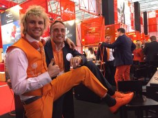 IBTM World - it's all about the Orange Twist