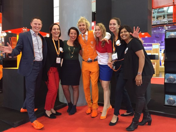 IBTM World - Team Holland says Thank You!