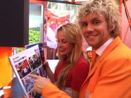 Mrs Holland Yvonne in the IMEX Daily