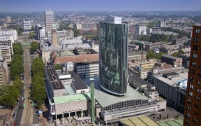 Postillion Convention Centre WTC Rotterdam exterior