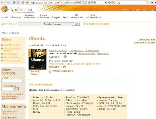 Ubuntu Linux une distribution facile à utiliser